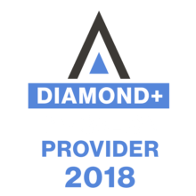 logo for Invisalign Diamond+ Provider 2018