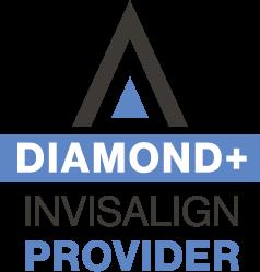 Diamond+ Invisalign Provider Logo